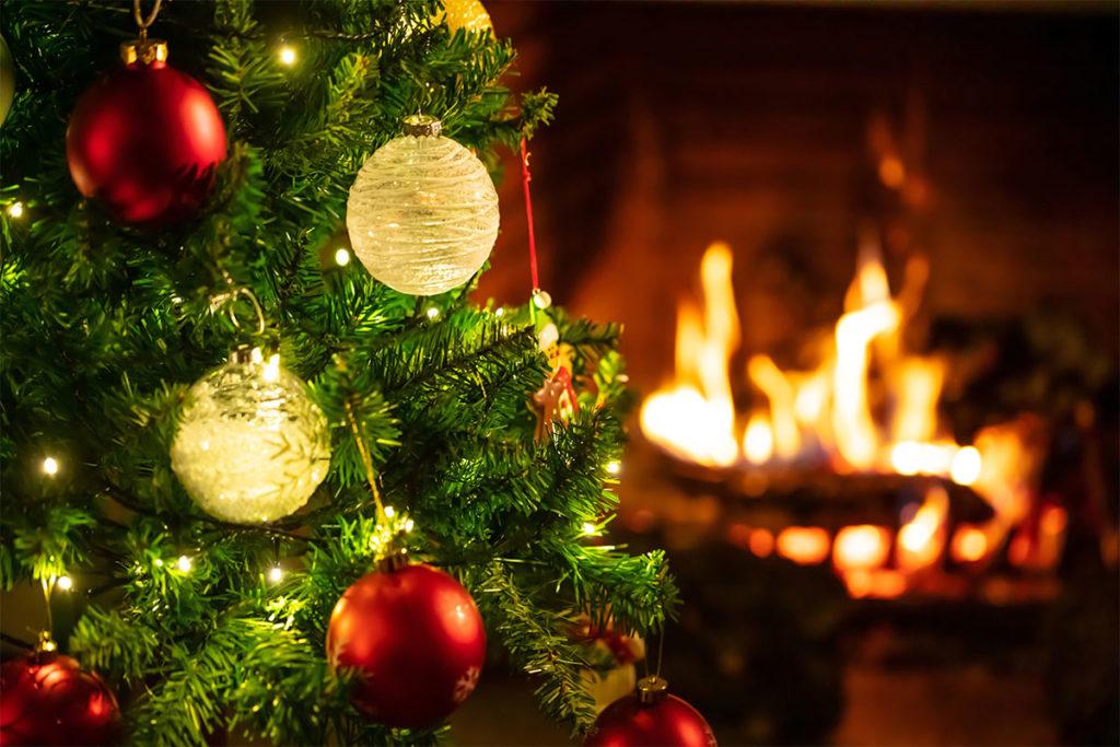 seguridad en casa para Navidad